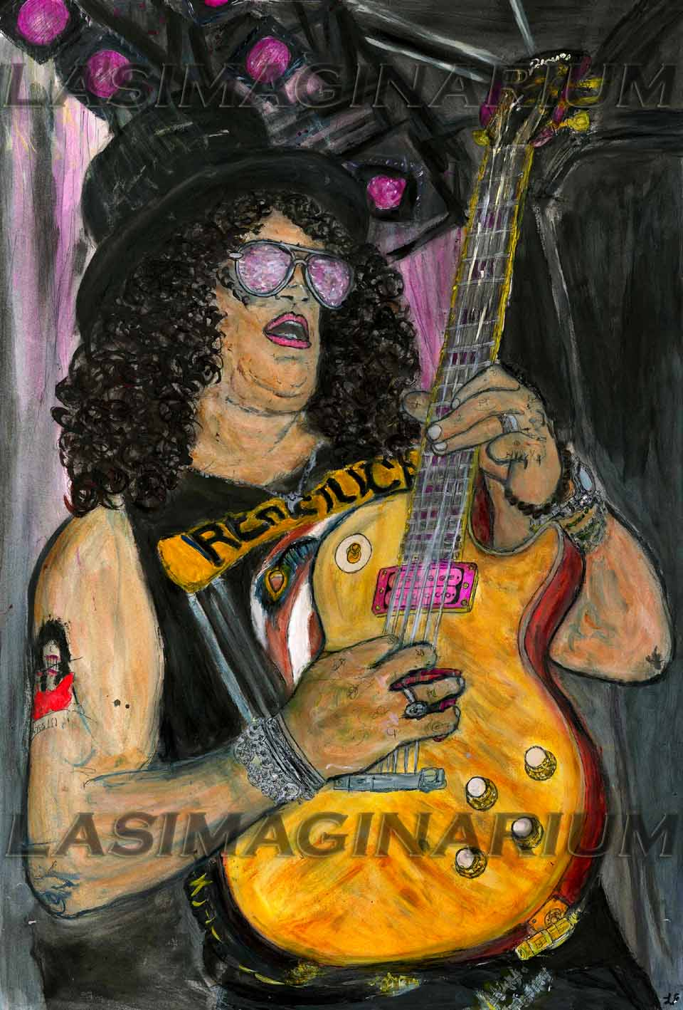 slash WORDPRESS