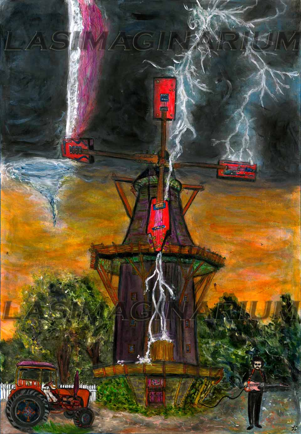 windmill WORDPRESS