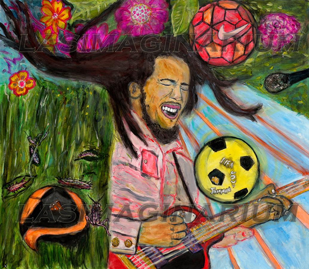 Bob Marley wordpress copy